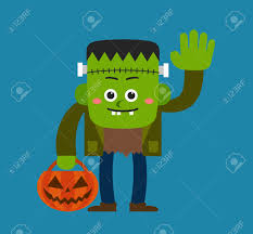 cute halloween images cute halloween character frankenstein royalty free cliparts