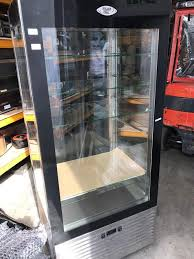 Muffin Display Cabinet Secondhand Catering Equipment Patisserie And Cake Displays