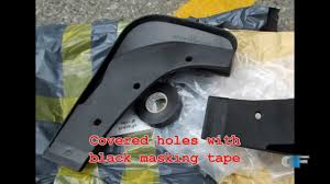Ford Truck Mud Guards - front mud guards installation on 2014 ford escape youtube