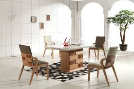 solid marble dining table marble top dining set dining room furniture solid wood dining table