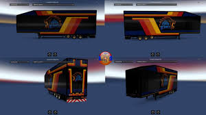 skin pack new year 2017 for iveco hiway and volvo 2012 2013 volvo vnl670 combo skin packs super king 1 30 ets2 ets2 mod