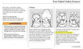 2000 honda accord srs light reset big problem with srs light seatbelt light and wiring honda