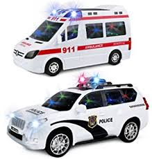 remote control police car with lights and siren buy justice team police 1 20 remote controlled police car with
