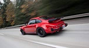 porsche 911 turbo production numbers turbo look carreras