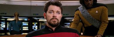 Riker Chair Star Trek The Next Generation Archives