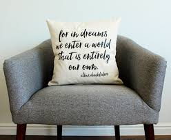 Home Decor Gift Wizard Quote Pillow Set Home Decor Gift For Her Gift For Him