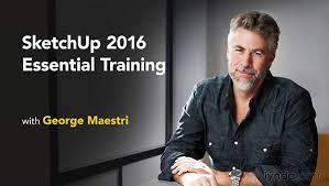 lynda u2013 sketchup 2016 essential training cg persia