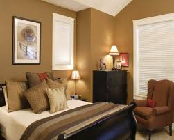bedrooms the sweet touch of green combined with dark brown on