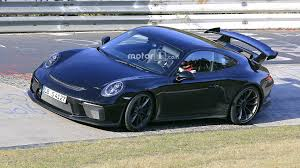 porsche truck 2017 porsche 911 gt3 and cayman gt4 rs to receive 4 0 liter engine
