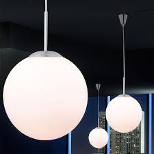 Esszimmer Lampe Rund Kugelförmige Led Pendelleuchte In Modernem Look Lampen U0026 Möbel