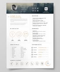 resume template color free resume template icon free design resources free resume template