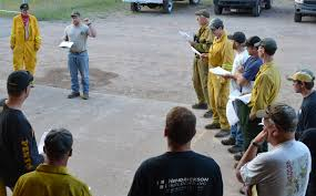 Michigan Dnr Burn Permit Map by Dnr Varied Experiences Help Dnr Firefighters Continue Training