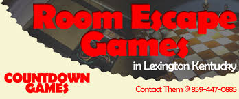 know the very best room escape games facility in lexington kentucky