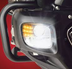 goldwing driving lights reviews honda gl1800 goldwing tridium led fog light kit 2012 2017 52 916