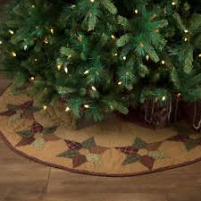 primitive christmas tree new primitive tea cabin quilted reversible large christmas