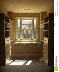 luxury walk in closet stock photography image 4945372