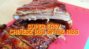easy chinese bbq spare ribs easy recipe eps 38 youtube