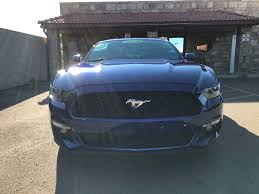 2015 used ford mustang 2015 ford mustang 6 speed manual fastback