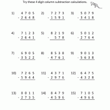 worksheet for fourth grade go back to our fourth grade math