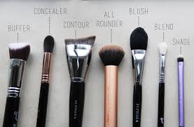 best makeup brushes 2016 mugeek vidalondon