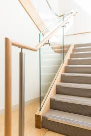 glass stair banisters and railings neaucomic com