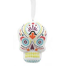 sugar skull christmas ornament by hallmark signature my sugar skulls