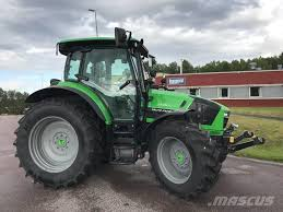 used deutz fahr 5130 ttv tractors year 2015 for sale mascus usa