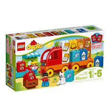 duplo preschool play table duplo my first truck 10818 toys r us