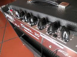 Peavey Classic 30 Cabinet Peavey Classic 30 Tube Combo Chitarre Rock