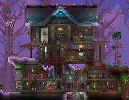 Winter Houses Very Large Winter House Terraria Houses Pinterest Winter