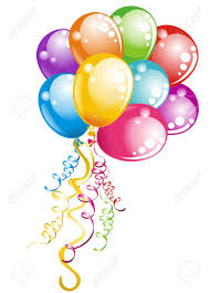 bunch balloons bunch balloons royalty free cliparts vectors and stock