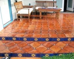 Orange Floor L Terracotta Floor Tiles Uk Mission Tile Terradyne
