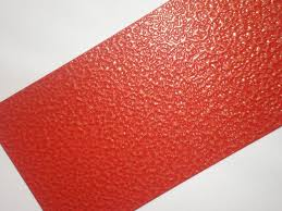 ral red color hammer texture electrostatic powder coating china