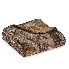 Pink Camo Comforter Realtree Ap Throw Blanket Camo Bedding