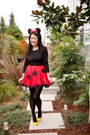 Halloween Costume Minnie Mouse Minnie Mouse Costume