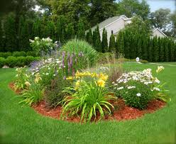 Landscape Flower Bed Ideas by Garden Ideas Wonderful Flower Garden Ideas Flower Garden