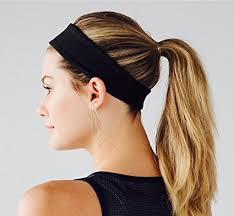 headbands that don t slip sports headband by elan vital no slip grip