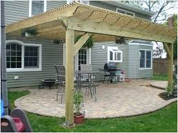 Patio Table Wood How To Build Wood Patio Cover Charming Light Patio Ideas Plans