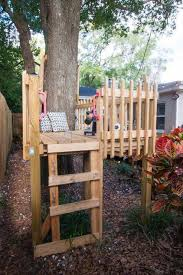 Top  Best Tree Forts Ideas On Pinterest Tree House Deck - Backyard fort designs