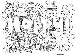coloring pages for older kids glum me