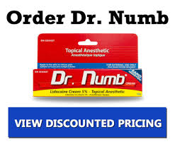 buy numbing cream dr numb discounted pricing