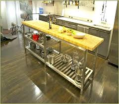 marble top kitchen islands stainless steel kitchen island with marble top stainless steel