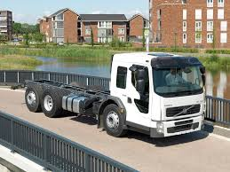 volvo commercial vehicles volvo trucks launches new low entry cab variant for the volvo fe