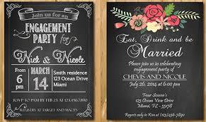 chalkboard wedding invitations chalkboard invitations