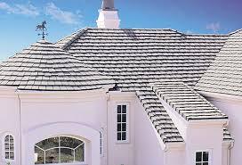 Flat Concrete Roof Tile Flat Roof Tile Concrete Colored Slate Look Vs 1002 Pewter