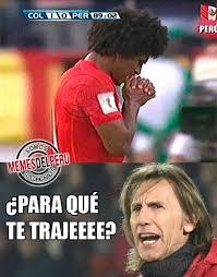 Memes De Peru Vs Colombia - per禳 vs colombia los memes del partido que perdi祿 la selecci祿n