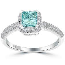 blue diamond wedding rings 64 best blue diamond engagement rings images on blue