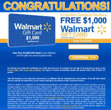 1000 gift card 1000 walmart gift card winner pop up removal report
