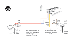 bcdc1240 standard installations redarc electronics