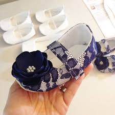 wedding shoes for girl toddler girl shoes baby girl shoes soft soled shoes navy lace